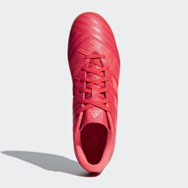 Indoor-Schuhe adidas Nemeziz Tango 17.4 In M CP9087 rot rot 2