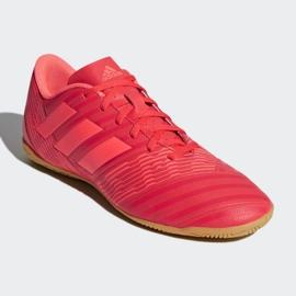 Indoor-Schuhe adidas Nemeziz Tango 17.4 In M CP9087 rot rot 3
