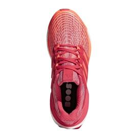 Laufschuhe adidas Energy Boost W CG3969 rot 1
