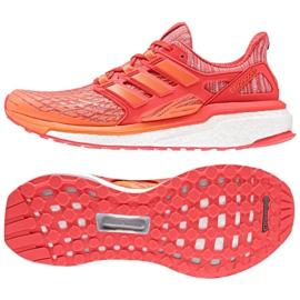 Laufschuhe adidas Energy Boost W CG3969 rot 2