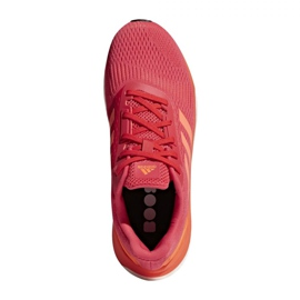 Laufschuhe adidas Antwort W CP8685 rot 2