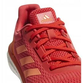 Laufschuhe adidas Antwort W CP8685 rot 3