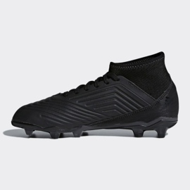 Fußballschuhe adidas Predator 18.3 Fg Jr CP9055 schwarz schwarz 1