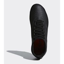 Fußballschuhe adidas Predator 18.3 Fg Jr CP9055 schwarz schwarz 2