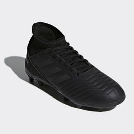 Fußballschuhe adidas Predator 18.3 Fg Jr CP9055 schwarz schwarz 3