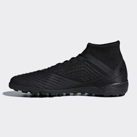 Fußballschuhe adidas Predator Tango 18.3 Tf M CP9279 schwarz schwarz 1