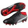 Fußballschuhe Puma One 18.4 Fg M 104556 01 schwarz schwarz 1