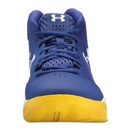 Under Armour Basketballschuhe Under Armor Jet Mid M 3020224-500 blau blau 1