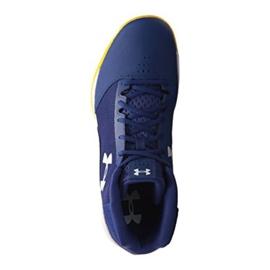 Under Armour Basketballschuhe Under Armor Jet Mid M 3020224-500 blau blau 3