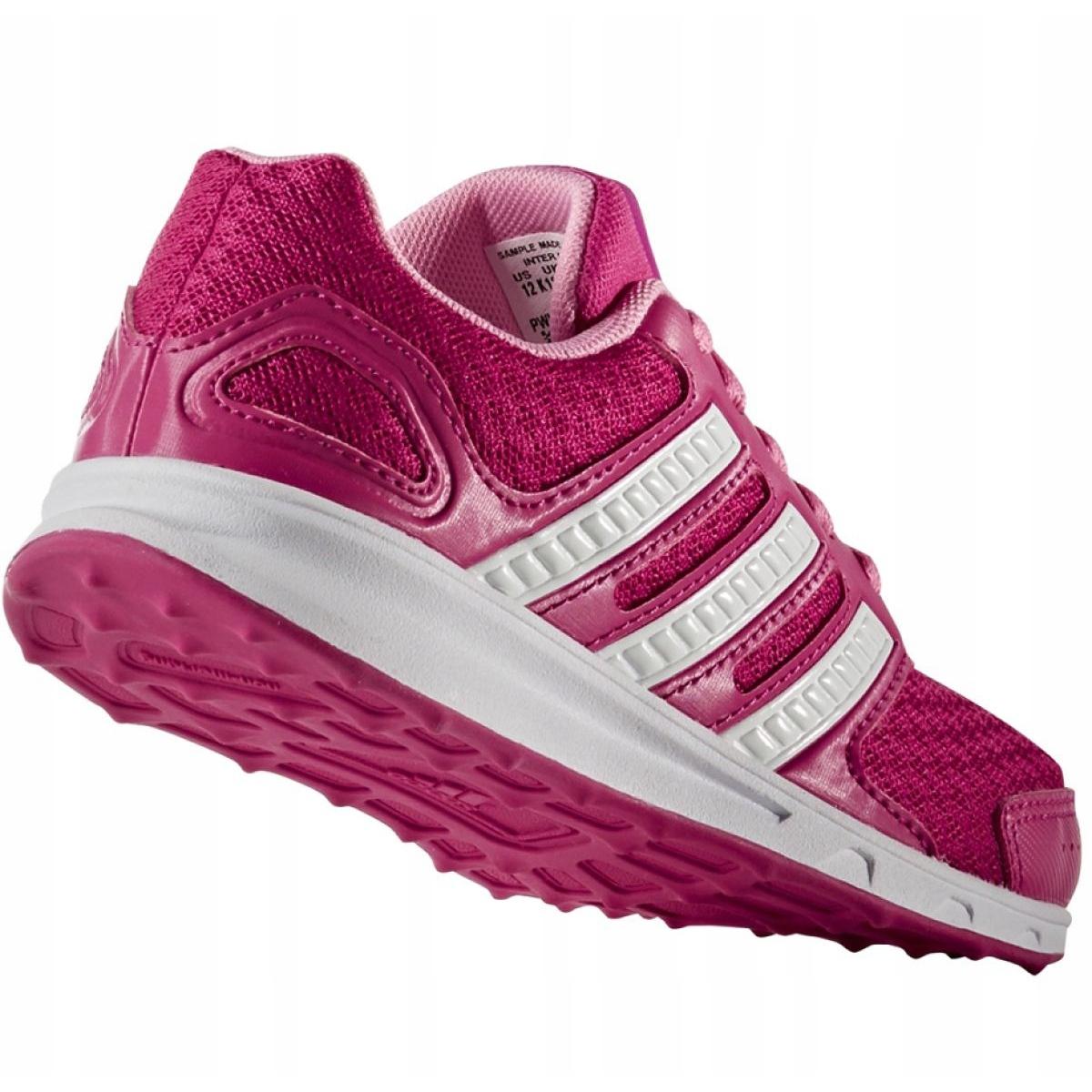 Pink Adidas Jr. BB3301 Schuhe