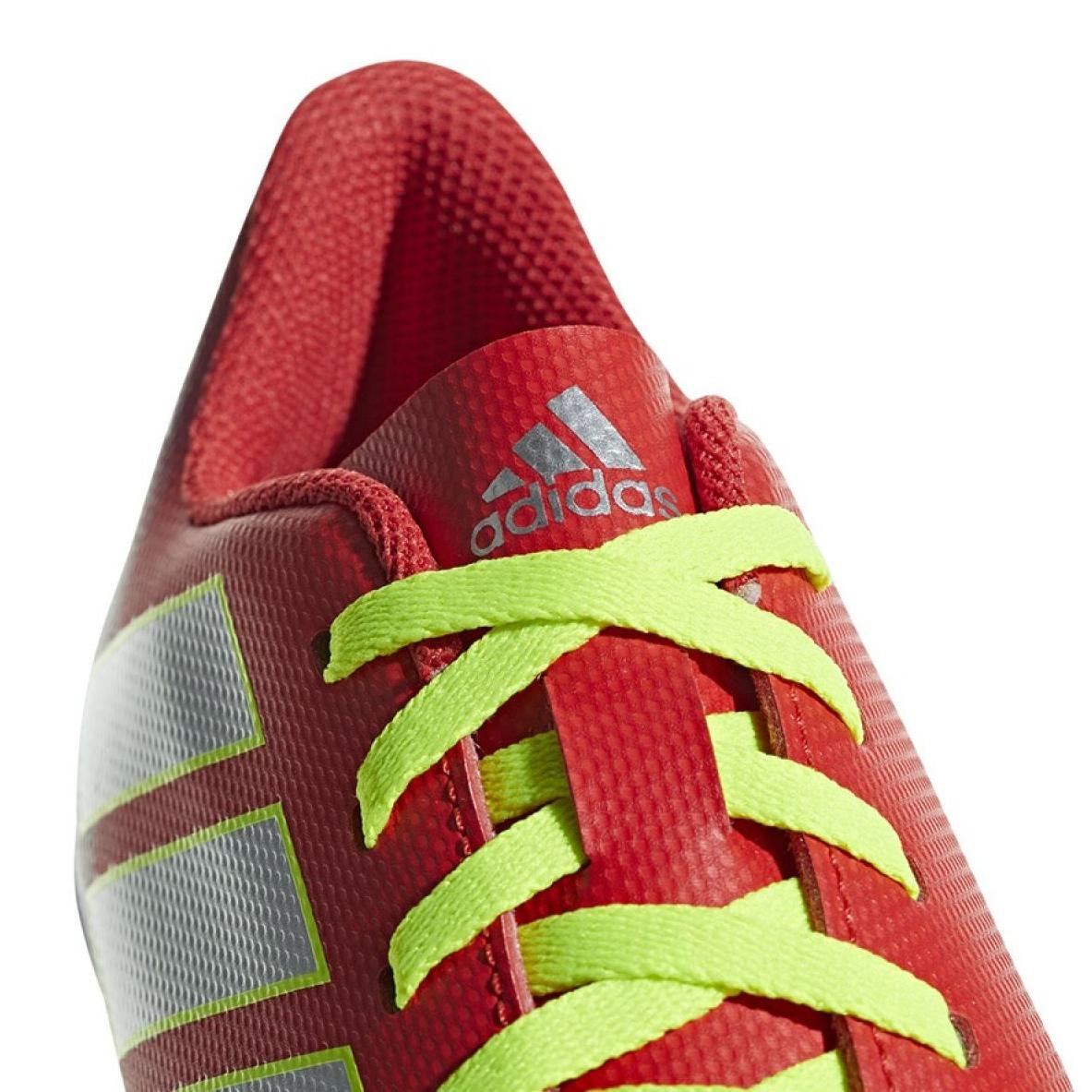 a0121e3303d2a Indoor-Schuhe adidas Nemeziz Messi 18.4 in Jr. CM8639 - ButyModne.pl
