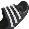 Schwarz Adidas Adilette Aqua F35543 Hausschuhe Bild 5