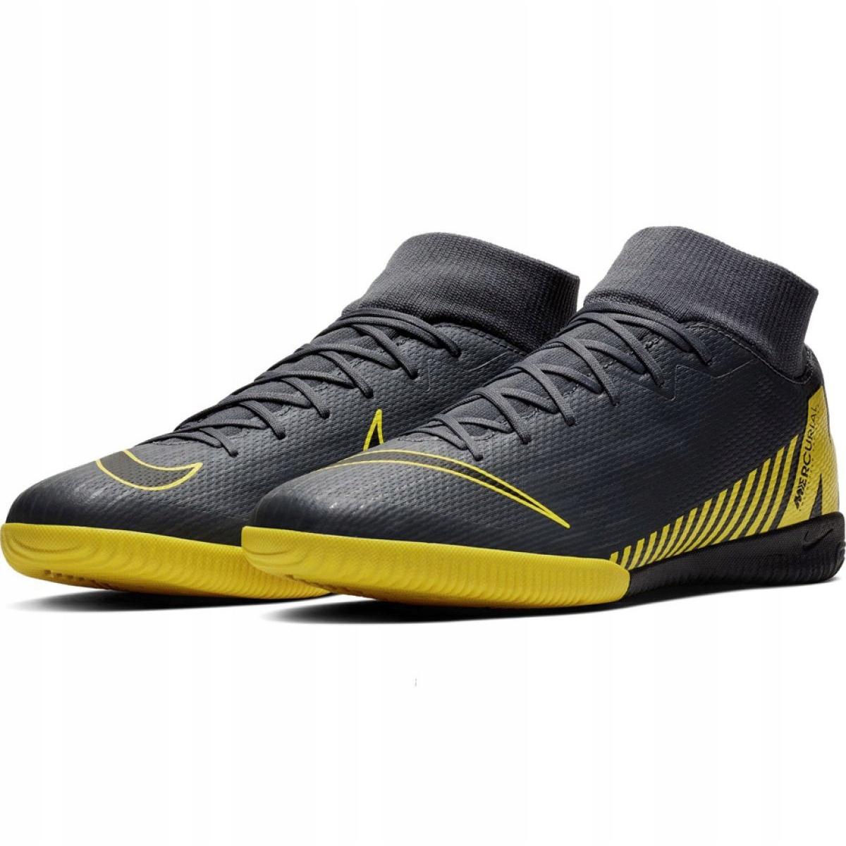 Hallenschuhe Nike Mercurial Superfly 6 Academy Ic M Ah7369 070