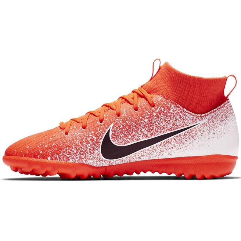 Nike Mercurial Superfly X 6 Academy Tf Jr AH7344-801 Fußballschuhe Bild 2