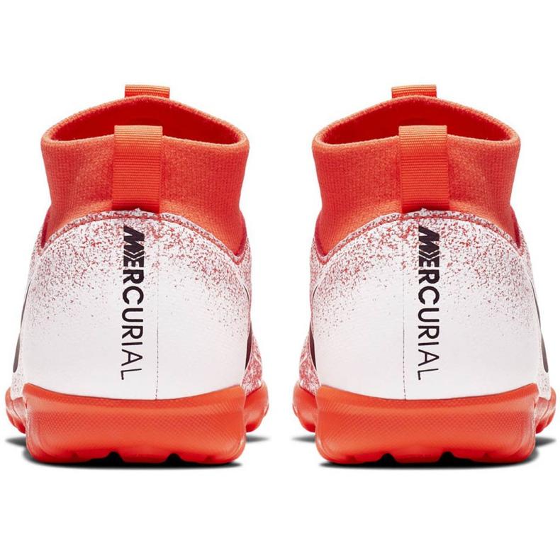 Nike Mercurial Superfly X 6 Academy Tf Jr AH7344-801 Fußballschuhe Bild 4