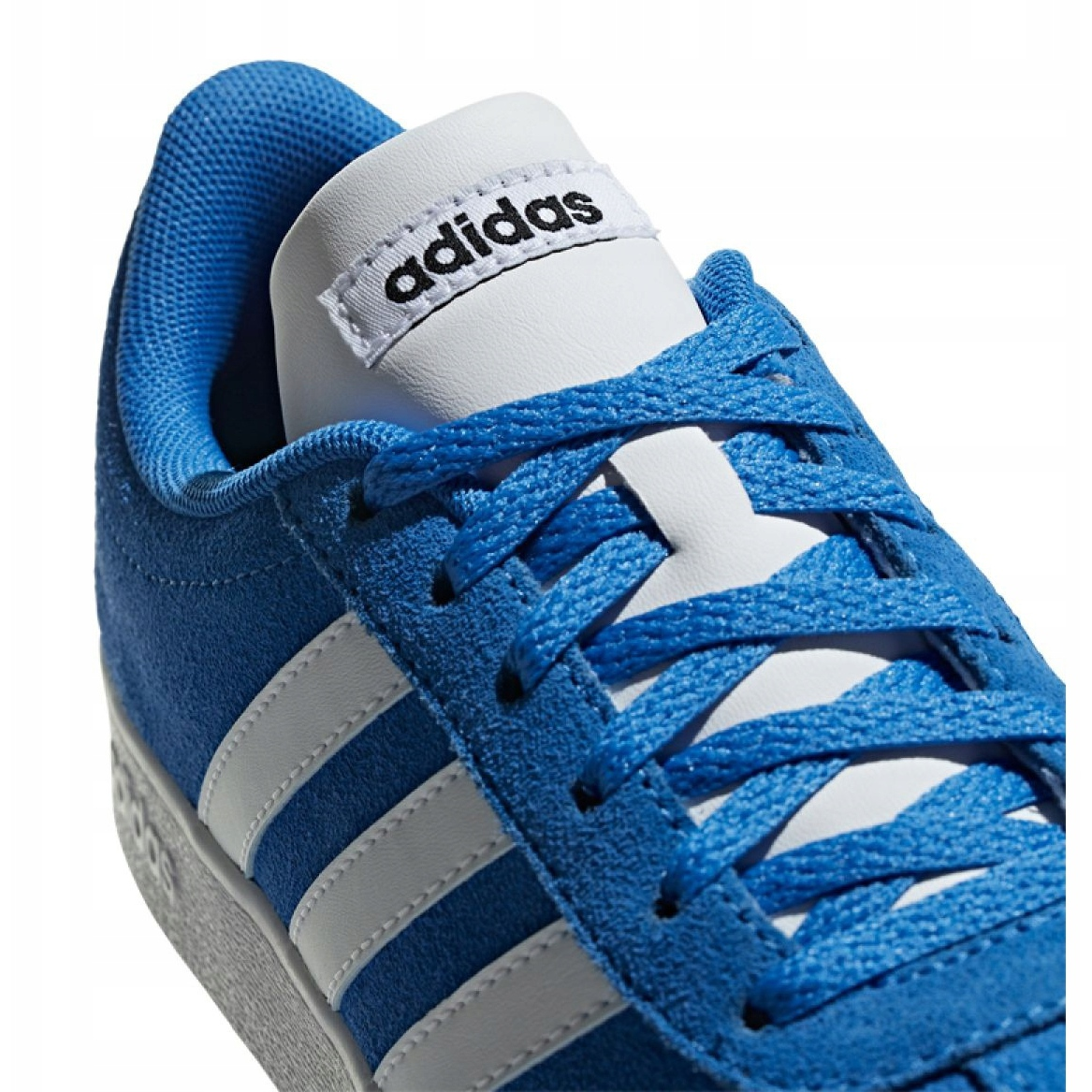 Blau Adidas Vl Court 2.0 Jr F36376 Schuhe