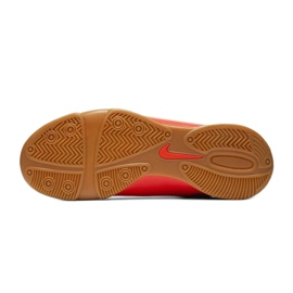 Fußballschuhe Nike Mercurial Vortex Ii Ic Jr 651643-650 rot rot 1