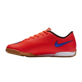 Fußballschuhe Nike Mercurial Vortex Ii Ic Jr 651643-650 rot rot 3