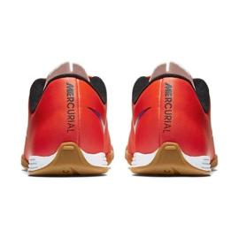Fußballschuhe Nike Mercurial Vortex Ii Ic Jr 651643-650 rot rot 5