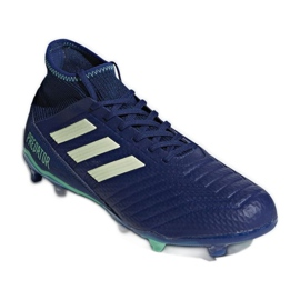 Fußballschuhe adidas Predator 18.3 Fg M CP9304 blau blau 1