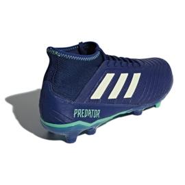 Fußballschuhe adidas Predator 18.3 Fg M CP9304 blau blau 3