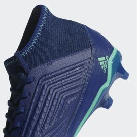 Fußballschuhe adidas Predator 18.3 Fg M CP9304 blau blau 4