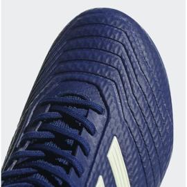 Fußballschuhe adidas Predator 18.3 Fg M CP9304 blau blau 5
