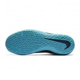 Hallenschuhe Nike HypervenomX Phelon Iii Df Ic Jr 917774-414 blau marine, blau 1