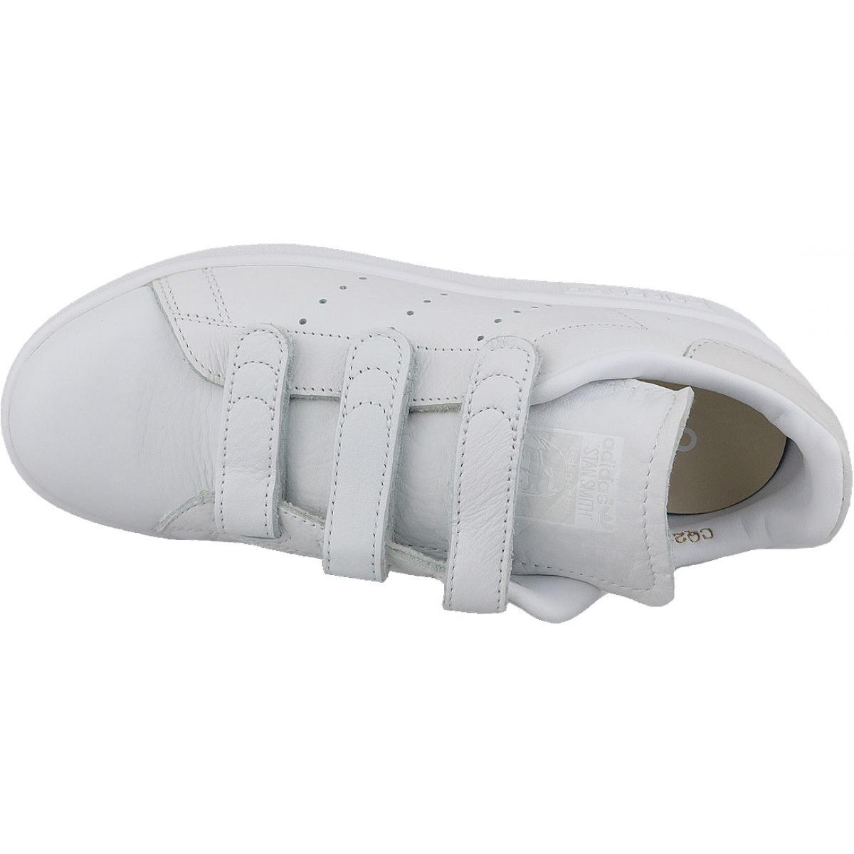Weiß Adidas Originals Stan Smith Schuhe in CQ2632