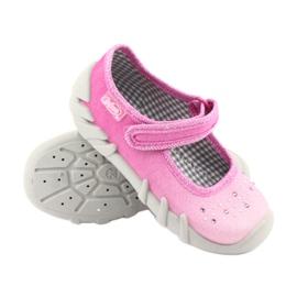 Befado Kinderschuhe 109P171 pink 4
