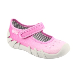 Befado Kinderschuhe 109P171 pink 2