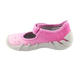 Befado Kinderschuhe 109P171 pink 3