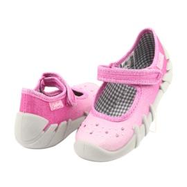 Befado Kinderschuhe 109P171 pink 5