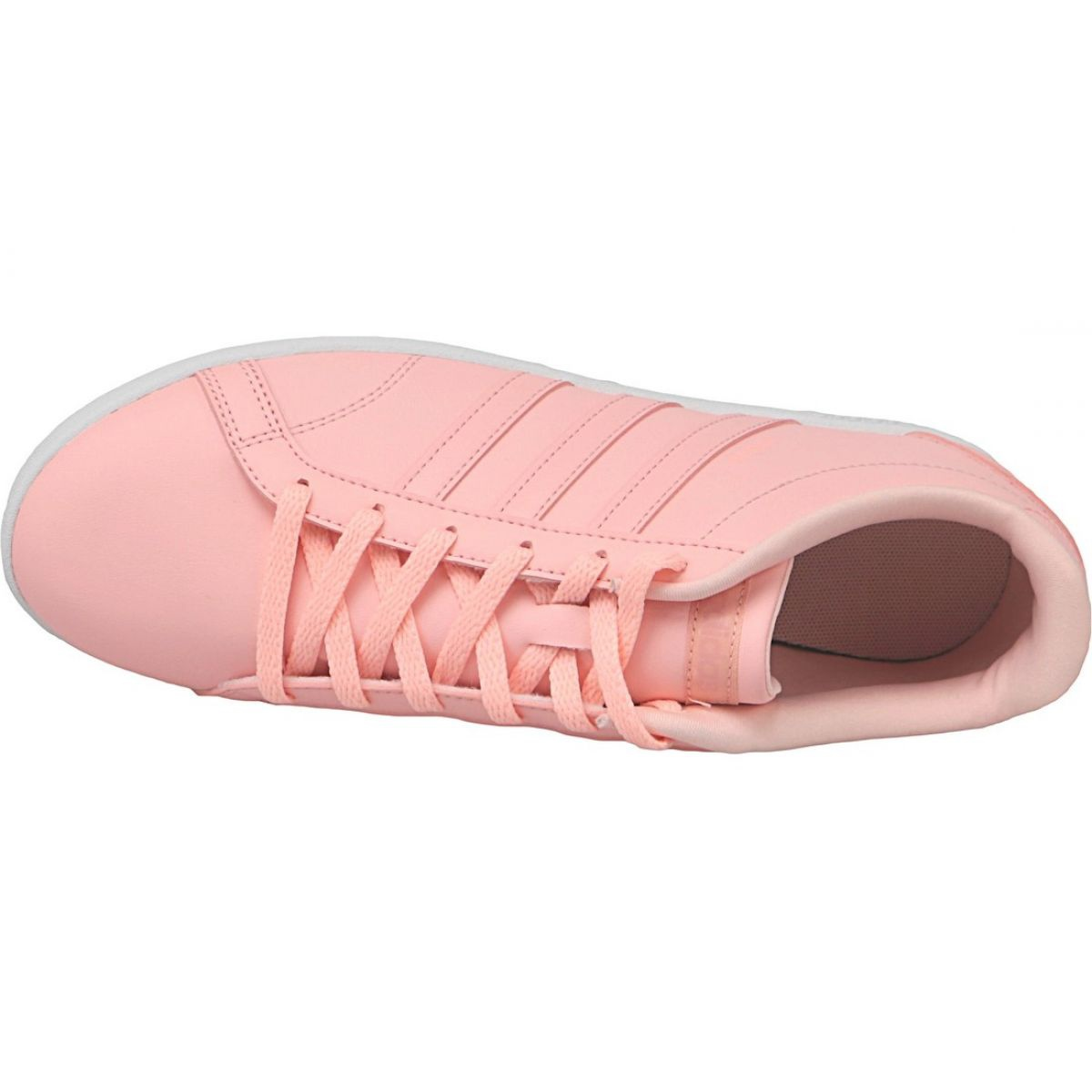 Pink Adidas Vs Coneo Qt Schuhe in B74554