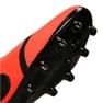 Nike Phantom Vnm Pro AG-Pro M AO0574-600 Fußballschuhe orange orange 5