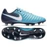 Fußballschuhe Nike Tiempo Ligera Iv Fg M 897744-414 blau 2