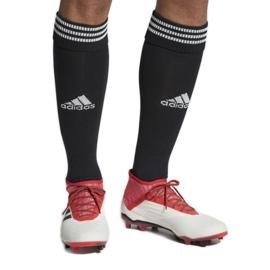 Fußballschuhe adidas Predator 18.2 Fg M CM7666 weiß weiß, rot 1