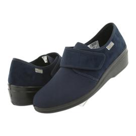Befado Schuhe pu 033D001 marine 4