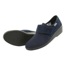 Befado Schuhe pu 033D001 marine 5