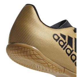 Adidas X Tango 17.4 In Jr CP9052 Hallenschuhe gold 3