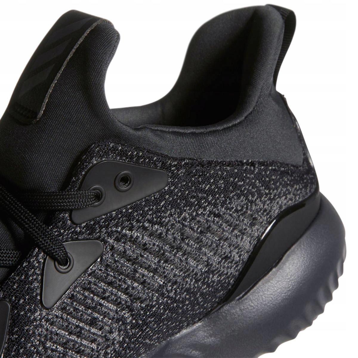 Schwarz Adidas Alphabounce Em M DB1090 Schuhe