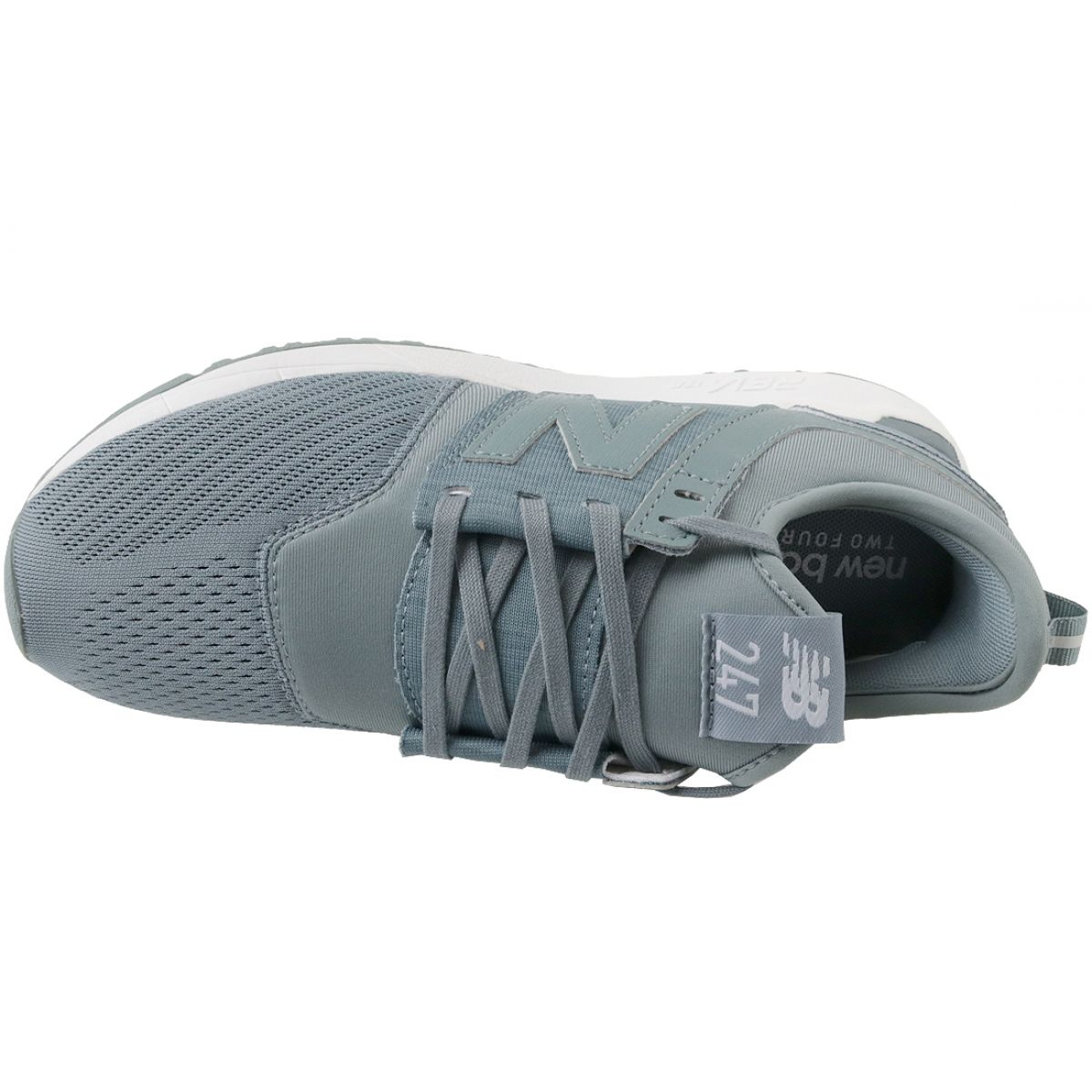 in Schuhe New Balance WRL247SQ Grau Qtsdhr