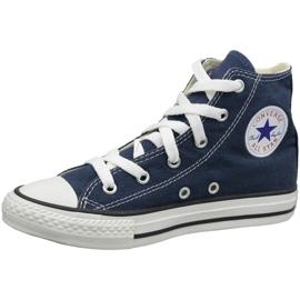 Converse C. Taylor All Star Jugend Hallo Jr. 3J233 Schuhe marine 1