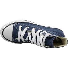 Converse C. Taylor All Star Jugend Hallo Jr. 3J233 Schuhe marine 2