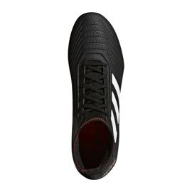 Fußballschuhe adidas Predator 18.3 Fg M CP9301 schwarz schwarz 1