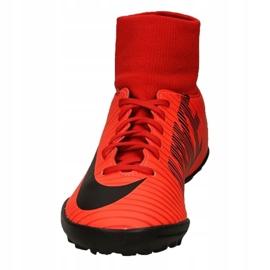 Fußballschuhe Nike MercurialX Victory Vi rot rot 1