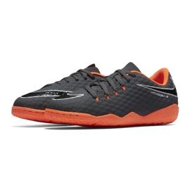 Nike Hypervenom PhantomX Fußballschuhe grau grau / silber 1