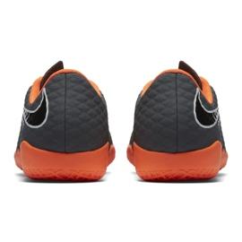 Nike Hypervenom PhantomX Fußballschuhe grau grau / silber 3