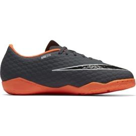 Nike Hypervenom PhantomX Fußballschuhe grau grau / silber 4