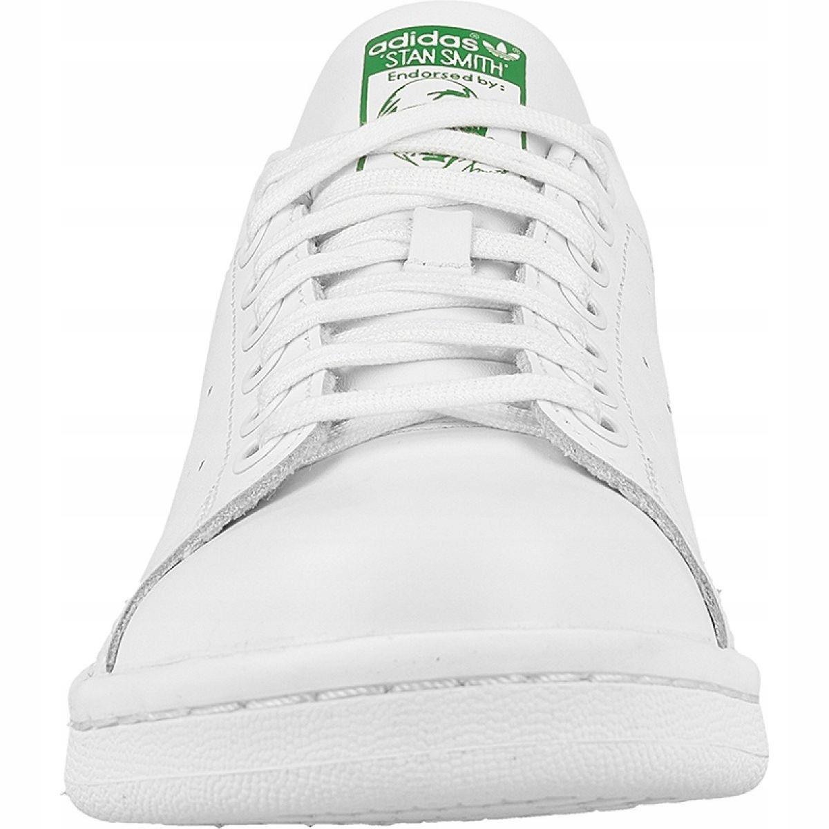 Weiß Adidas Originals Stan Smith M M20324 Schuhe